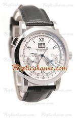 A. Lange & Sohne Datograph Flyback Chronograph Swiss Replica Watch 01