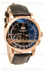 A. Lange & Sohne Datograph Flyback Chronograph Swiss Replica Watch 03