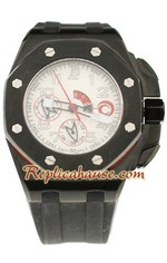 Audemars Piguet Royal Oak Offshore Alinghi Team Swiss Replica Watch 2