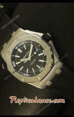 Audemars Piguet Royal Oak Driver Offshore Scuba Swiss Watch 11