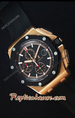 Audemars Piguet Royal Oak Offshore Maga Tapisserie Swiss Watch 21