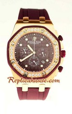 Audemars Piguet Royal Oak Offshore Alinghi Replica Watch - Mid Sized 5