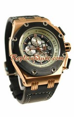 Audemars Piguet Royal Oak Offshore Rubens Barrichello Replica Watch 01