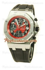 Audemars Piguet Royal Oak Offshore Masato Chronograph Swiss Watch 08