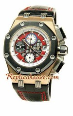 Audemars Piguet Rubens Barrichello Edition 2 Swiss Watch 01