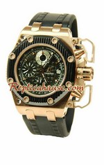 Audemars Piguet Royal Oak Offshore Survivor Chronograph Swiss Replica Watch 05