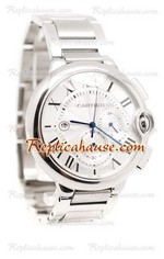 Ballon Blue De Cartier Chronograph Swiss Replica Watch 01