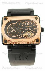 Bell and Ross BR Minuteur Tourbillon Replica Watch 02