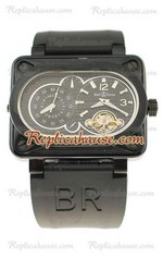 Bell and Ross BR Minuteur Tourbillon Replica Watch 06