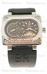 Bell and Ross BR Minuteur Tourbillon Replica Watch 09