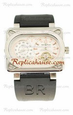 Bell and Ross BR Minuteur Tourbillon Replica Watch 12