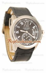 Calibre de Cartier Replica Watch 02