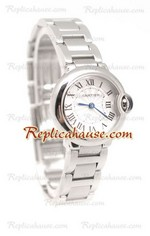 Cartier De Balloon Swiss Replica Watch - Ladies 03