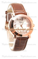 Chopard Happy Sport Ladies Replica Watch 22