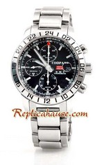 Chopard Millie Miglia XL GMT Swiss Replica Watch 5