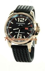 Chopard Mille Miglia GT XL Pink Gold Swiss Watch 01