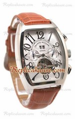 Franck Muller Conquistador Tourbillon Replica Watch 05