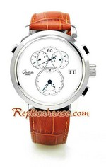 Glashuette PanoMaticChrono Replica Watch 7<font color=red>หมดชั่วคราว</font>