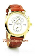 Glashuette PanoMaticChrono Replica Watch 8<font color=red>หมดชั่วคราว</font>