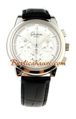 Glashutte Senator Chronograph Swiss Replica Watch 1