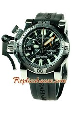 Graham Chronofighter Oversize Diver Swiss Watch 08