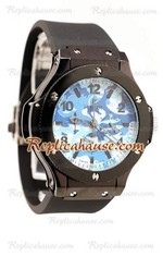 Hublot Big Bang Replica Army Dial Watch 01