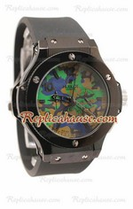 Hublot Big Bang Replica Army Dial Watch 03