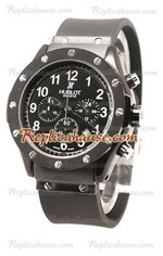 Hublot MDM Chronograph Replica Watch 08