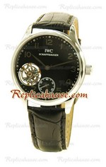 IWC Portuguese Tourbillon Swiss Replica Watch 02