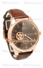 IWC Portuguese Regulateur Tourbillon Replica Watch 03