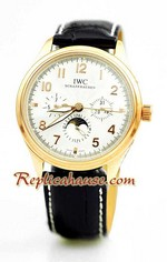 Iwc Replica Watch - Leather 6