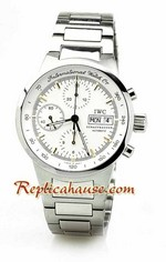 IWC Chronograph Swiss Replica Watch 02