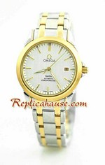 Omega SeaMaster DeVille Swiss Watch 4