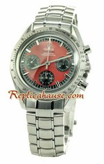 Omega Speedmaster Micheal Schumacher Edition Swiss Watch 02