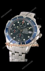 Omega Seamaster Professional Chronograph Swiss Watch 12