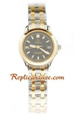 Omega Seamaster Ladies Replica Watch 06<font color=red>หมดชั่วคราว</font>