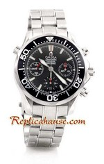 Omega Seamaster Professional Swiss Replica Watch 11