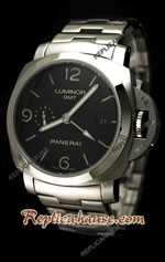 Panerai Luminor GMT Ultimate - PAM320 Swiss Replica Watch 11