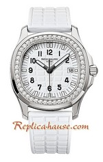 Patek Philippe Luce Ladies First Swiss Watch 11