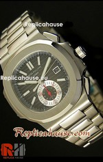 Patek Philippe Nautilus Chronograph Swiss Watch 21<font color=red>������Ǥ���</font>