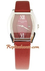 Patek Philippe Ladies Replica Watch 01<font color=red>หมดชั่วคราว</font>