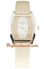 Patek Philippe Ladies Replica Watch 02<font color=red>หมดชั่วคราว</font>