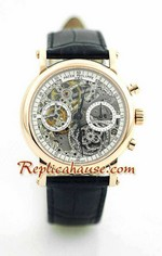 Patek Philippe Grand Complications Skeleton Watch 1