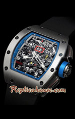 Richard Mille RM011 Automatic Flyback Chronograph 4<font color=red>������Ǥ���</font>