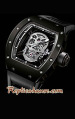 Richard Mille RM052 Tourbillon Skull Watchs 2