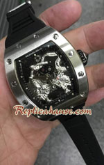 Richard Mille RM057 Tourbillon Dragon Watchs 1