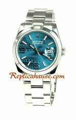 Rolex Replica Datejust Waves dial Watch 005