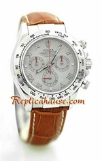 Rolex Replica Daytona Swiss Leather Watch 1<font color=red>������Ǥ���</font>