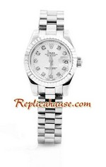 Rolex Replica Datejust Swiss Ladies Watch Replicahause 1