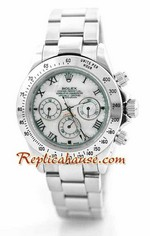 Rolex Replica Daytona Silver Watch 5<font color=red>������Ǥ���</font>
